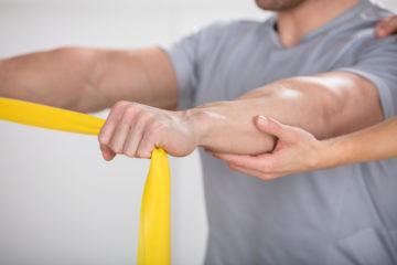 Medizinisches Aufbautraining nach Sportverletzungen