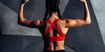 Mensch und Muskulatur – Bewegung hält fit